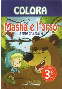 Masha e l'Orso - The original tale