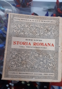 STORIA ROMANA LIBRO TRENTATREESIMO