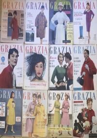 19 riviste Grazia vari numeri