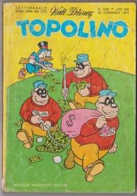 Topolino nr. 850   12marzo 1972