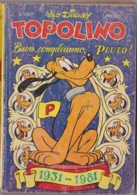Topolino nr. 1347   20 settembre 1981