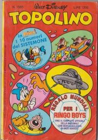Topolino nr. 1663   11 ottobre 1987