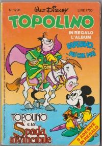 Topolino nr. 1782  21 gennaio 1990