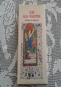 LA BIBBIA DELL'AMORE commentata dai Padri della Chiesa miniature del XV-XVI SEC
