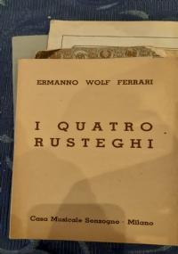I QUATRO RUSTEGHI