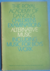 Pre-elementary Examination. Music