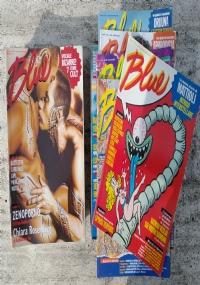 """Lotto di 42 riviste per adulti """"SELEN - CULTURA EROTICA E FUMETTI"""" -erotici-sesso"""