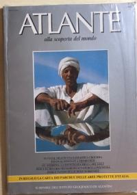 ATLANTE ALLA SCOPERTA DEL MONDO AGOSTO 1984