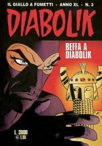 Diabolik (R) - Vittime di un intrigo