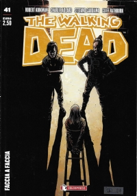 THE WALKING DEAD  N.44 UN OPPORTUNITA'