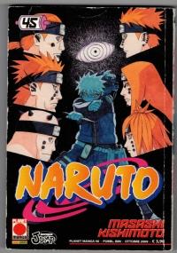 Naruto il Mito - Il Fumetto della serie Tv(serie rossa) nn.29, 39, 40, 54,  56