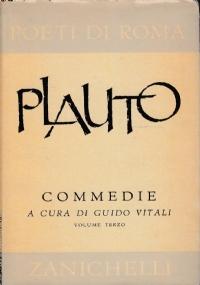 Commedie. Vol. II - Bacchides - Captivi