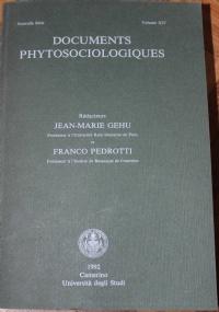 Le devenir de la bibliotheque de l'ancienne S.I.G.M.A. dans la continuitè scientifique de Josias Braun-Blanquet