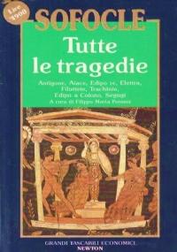 ESCHILO - Tutte le tragedie (NUOVO)