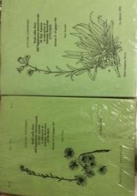 PRODROMO ALLA FLORA DELLA REGIONE APUANA (1994-2000), 3 volumi