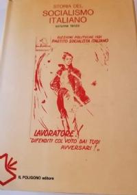 Storia del socialismo italiano dal 1956 al oggi