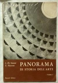 PANORAMA DI STORIA DELL'ARTE VOLUME 2