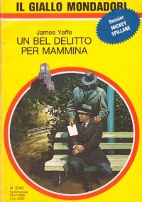 PER UN INDIZIO DA NULLA (Il giallo Mondadori n. 1052)
