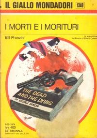 LA LUNGA AGONIA (Il giallo Mondadori n. 2911)