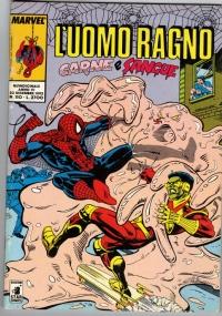 L'uomo ragno  Classic n.43 agosto 1994