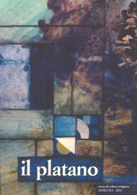 IL PLATANO, rivista di cultura astigiana, anno XXX - 2005