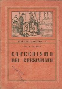 Catechismo della Dottrina cristiana per la Diocesi di Padova . Classe Quarta