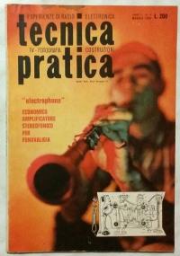 ESPERIENZE DI RADIO ELETTRONICA TECNICA PRATICA N.3 MARZO 1963