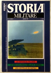 RIVISTA STORIA MILITARE N.3 DICEMBRE  1993