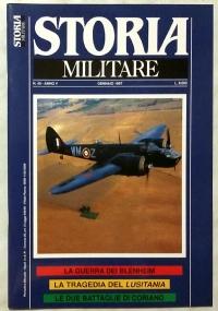 RIVISTA STORIA MILITARE N.9 GIUGNO 1994