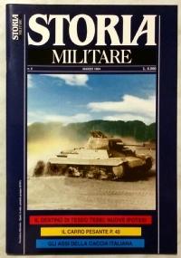 RIVISTA STORIA MILITARE N.7 APRILE  1994