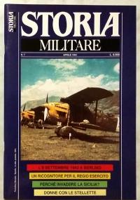 RIVISTA STORIA MILITARE N.8 MAGGIO 1994