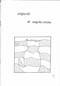 Modelli di Roberto Morassi. Supplemento a Quadrato Magico n.15
