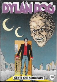 DYLAN DOG N.60 FRANKENSTEIN