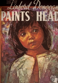 How Linford Donovan Paints Heads
