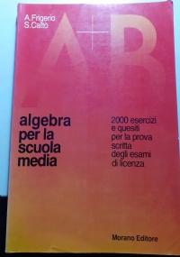 I Modulibri Di Matematica. Algebra numerica e letterale