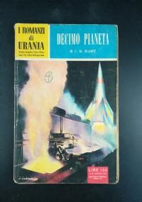 Il pianeta nero        Urania 84
