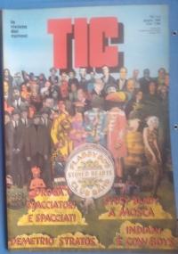 TIC. La rivista dei curiosi. n. 4 maggio 1989