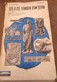 atlante storico evocativo evo antico volume primo
