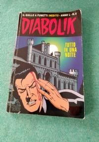 Diabolik - Tutto in una notte
