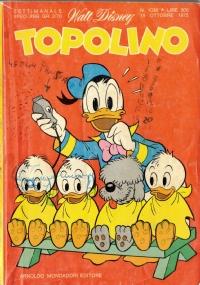 Topolino nr. 1353   1 novembre 1981