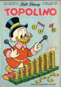 Topolino nr. 1074   27 giugno  1976