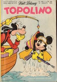 Topolino nr. 1109   27 febbraio 1977