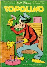 Topolino nr. 1081   15 agosto  1976