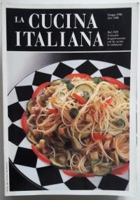 La Cucina Italiana anno 1991