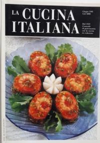 La Cucina Italiana anno 1992
