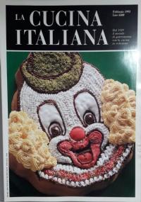 La cucina Italiana 1994 (1 e 2), 1995 (11), 1996 (2)