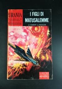 Cronache d'un mondo perduto      Urania 257