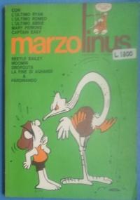 Linus 1965 Lotto di 6 numeri 2/3/4/7/8/9 dal n. 2 maggio 1965 al n. 9 dicembre 1965