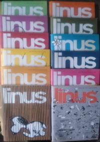 Linus 1968 Lotto 3 numeri 35/39/42