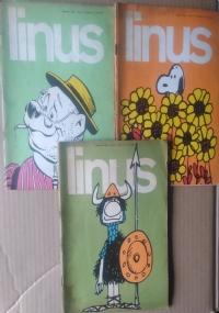 Linus 1968 Lotto 10 numeri 34/35/36/37/39/40/41/43/44/45